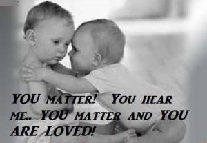 you matter 1