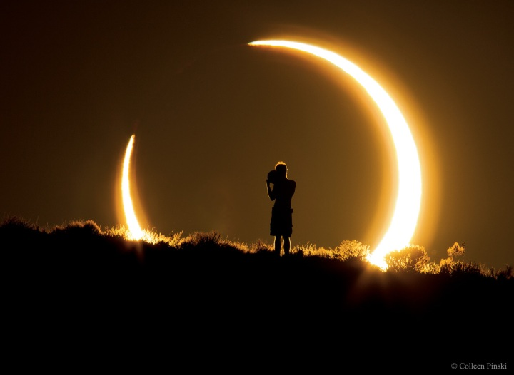 Past Solar Eclipse