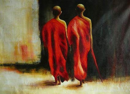 A Story of Two Monks